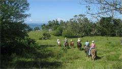 Horse Back Riding Hacienda Ario & Manzanillo Beach