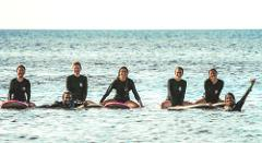 Surf Lesson 5 Night Package