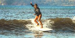 Surf Guiding 5 Night Package