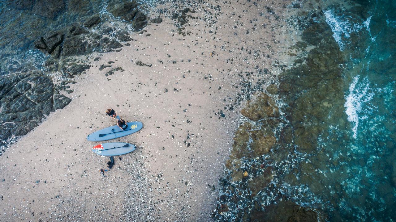 SUP & Snorkeling Tour