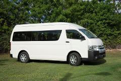 Shuttle to Monteverde