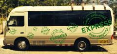 Shuttle to playa Avellanas - Conchal - Negra