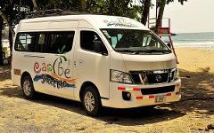 Shuttle from Tamarindo to San Jose