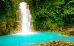 Rio Celeste Hike & Llanos de Cortez Waterfall