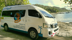 Shuttle to Santa Teresa - Malpais and Montezuma