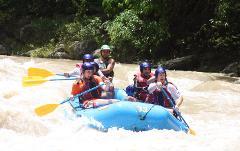 Rafting Río Pacuare