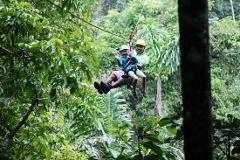 Terraventura Canopy, Tarzan Swing & Superman