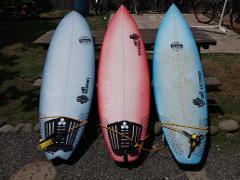 Surfboard Rental High Performance