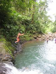 Waterfall Extreme Adventure