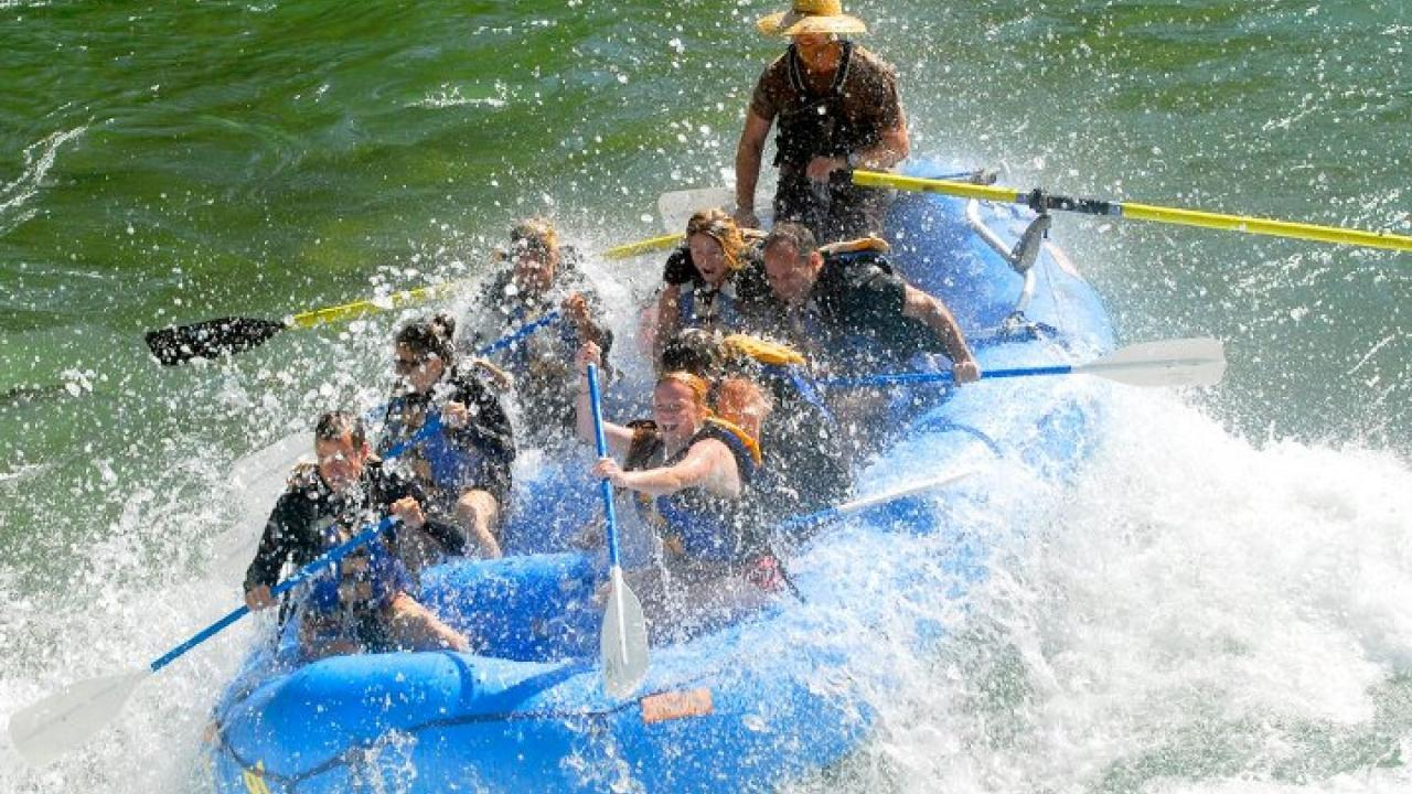 Grand Teton Four Hour Wet N' Wildlife Float Combo Tour