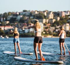 2 Hour Standup Paddleboard Hire