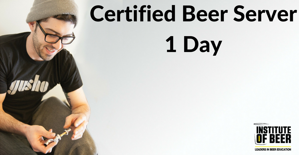Certified Beer Server 1 Day - Singapore
