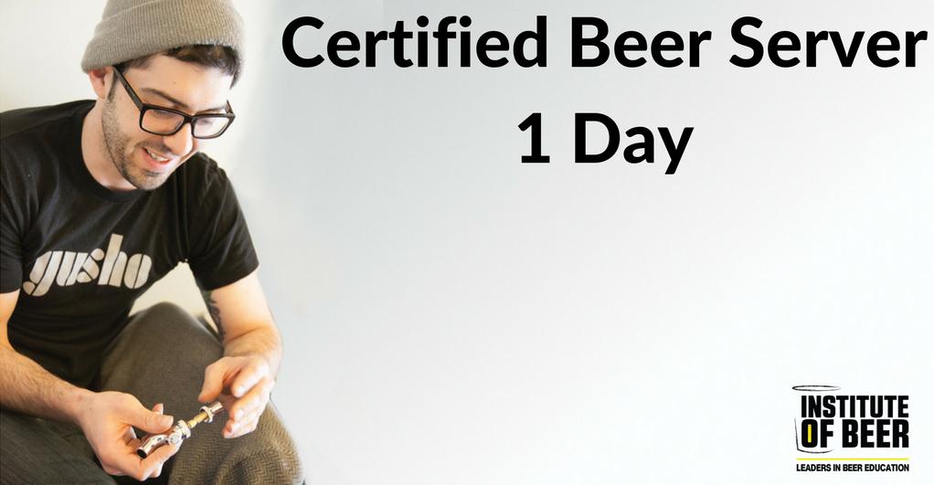 Certified Beer Server 1 Day - Sydney