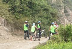 Book now: Road to Pachacamac Private Bike Tour