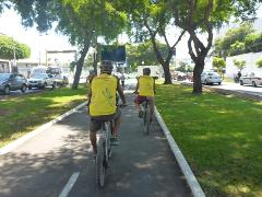 Book now: Lima Discovery Private Urban Bike Tour
