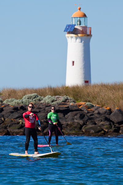 2hr Stand Up Paddleboard Tour & Lesson, Port Fairy (Great Ocean Road) 14yrs+