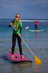 Intro to Stand-Up Paddleboarding- Moyne River