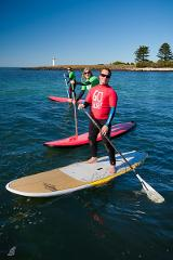 GIFT CARD- 2hr Stand Up Paddleboard Lesson & Tour, Port Fairy (14+yrs)