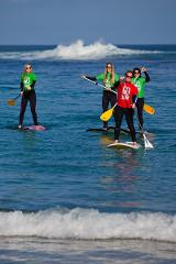 GIFT CARD-  Intro to Stand Up Paddleboard Lesson,  Port Fairy (10+yrs)