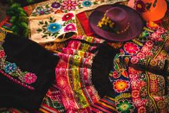 Traditional Cusco Embroidery