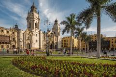 Lima: Historical & Gastronomic