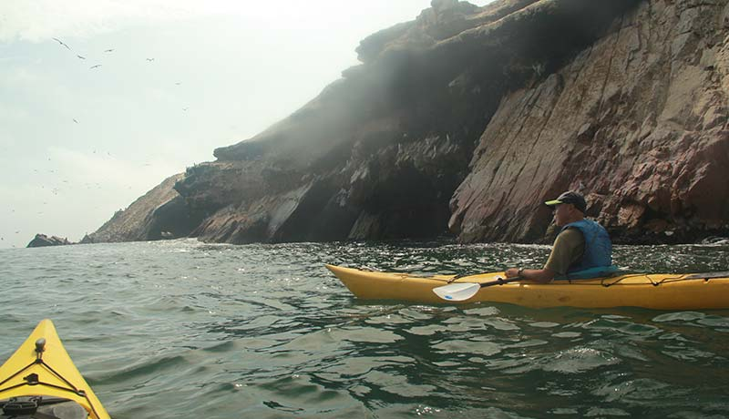 Sea Kayaks Punta Ballenas