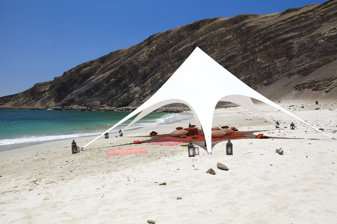 Picnic at Paracas National Reserve