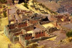 Sacred Valley: Pisac & Ollantaytambo