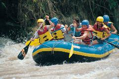 River Rafting: Ollantaytambo - Cachicata Section