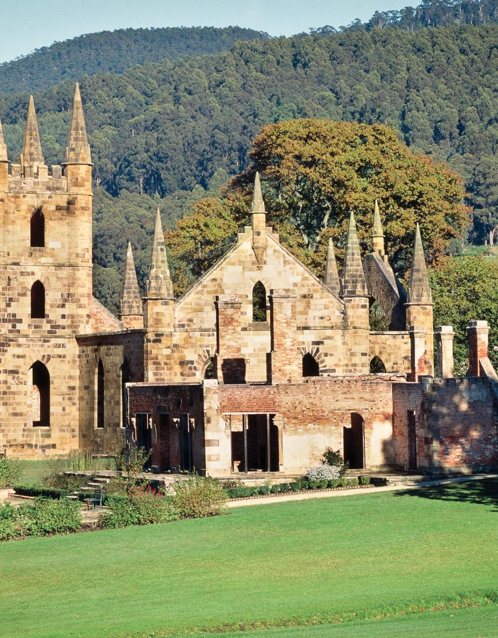 Convicts, History and Port Arthur Tour