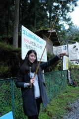 【Sakana-en】BBQ in the middle of nature!  Enjoy rainbow trout fishing and BBQ (pork set)/自然の中でBBQ!ニジマス釣りと豚肉BBQセット