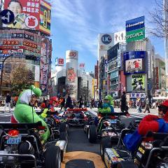 【マリカー秋葉原1号店】MariCar Akihabara 1  / 東京3時間コース (A1-L コース)