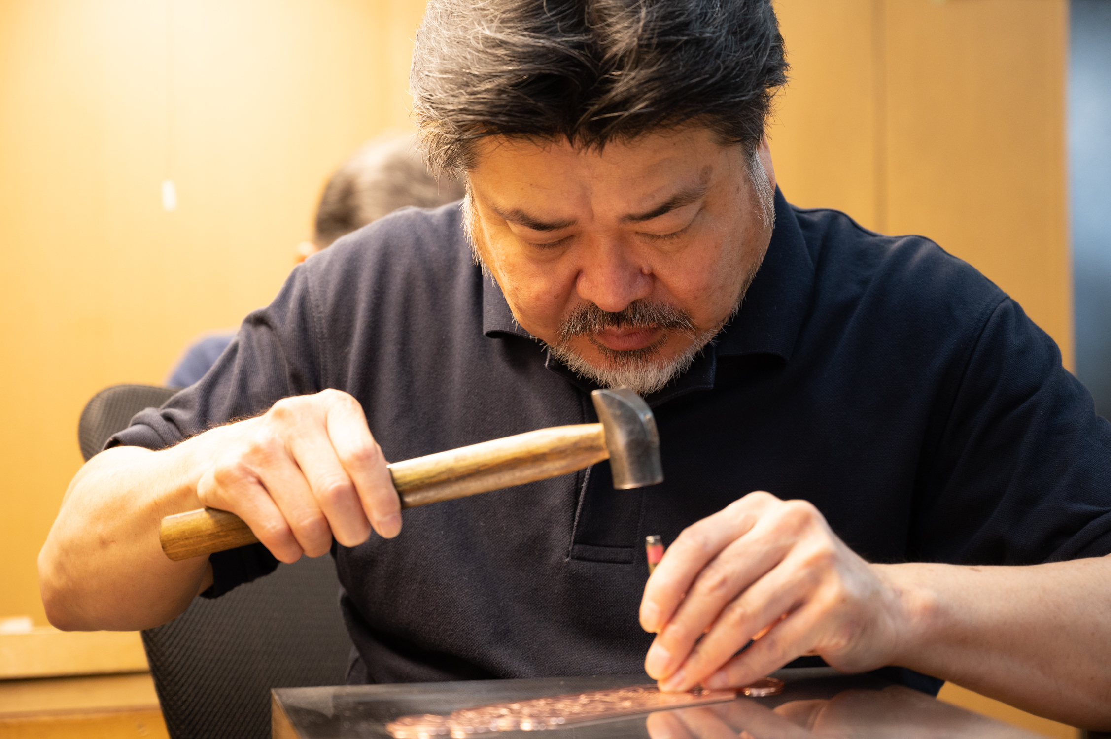 Dive Into Osu's Spiritual History with a Buddhist Altar Metalwork Master