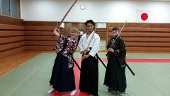 【MARTIAL ARTS SCHOOL】Samurai Swordplay and Cultural Experience/ 侍剣術+侍文化体験