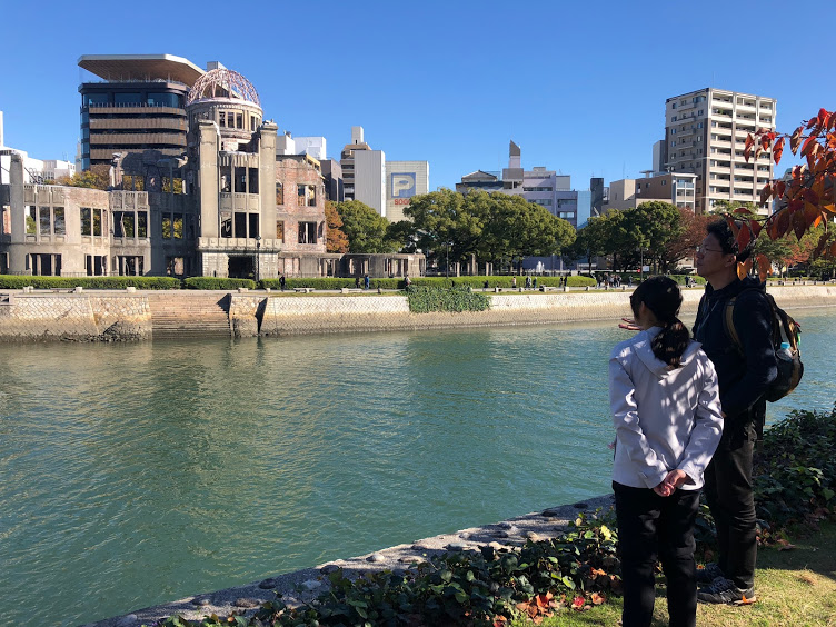 2-Hour Peace Walking Tour of Hiroshima with Local Guide