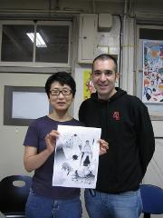 Learn How to Draw Manga in English