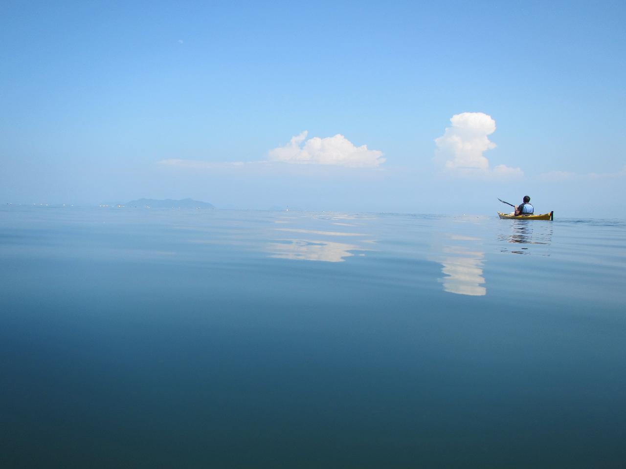 【Kayaker's Cafe】*도모노우라* 점심 식사 포함 씨카약 투어! 씨카약을 타고 모험하는 하루 만끽 투어/*鞆の浦*ランチ付シーカヤックツアー!シーカヤックで冒険する一日満喫ツアー