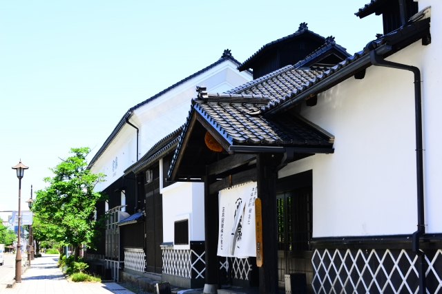 Tour One of Japan's Major Sake Destinations: Saijo Sake Brewery Street!