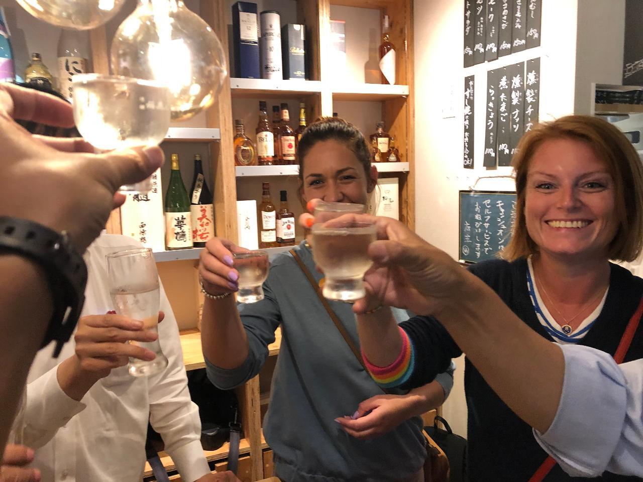 Hiroshima: Local Favorites Private Night Food Tour
