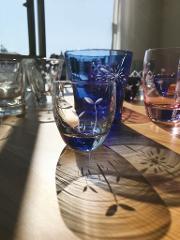江戶切子體驗(透明玻璃杯)