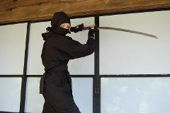 【東京日の出武家屋敷】Tokyo Hinode Bukeyashiki / 武家屋敷で忍者体験!