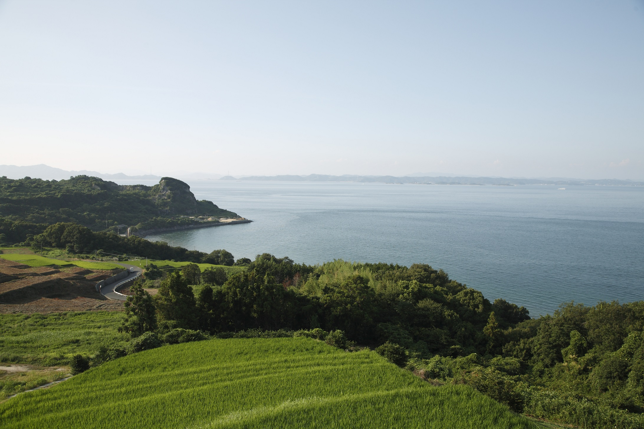 Explore the History and Nature of Teshima on a 1-Day Private Island Tour