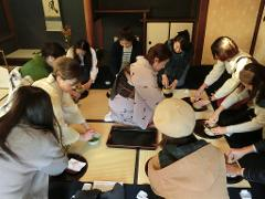 【YAMAMOTO-TEI】Tea Ceremony in a architectural masterpiece in Shibamata + Tora-san Museum/ 山本亭で茶道体験+寅さん記念館