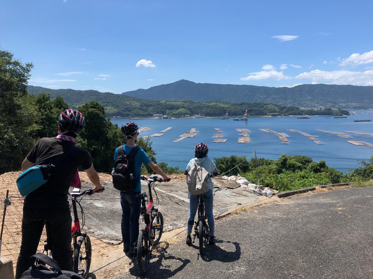 Cycling Tour Around the Gorgeous Setouchi Islands