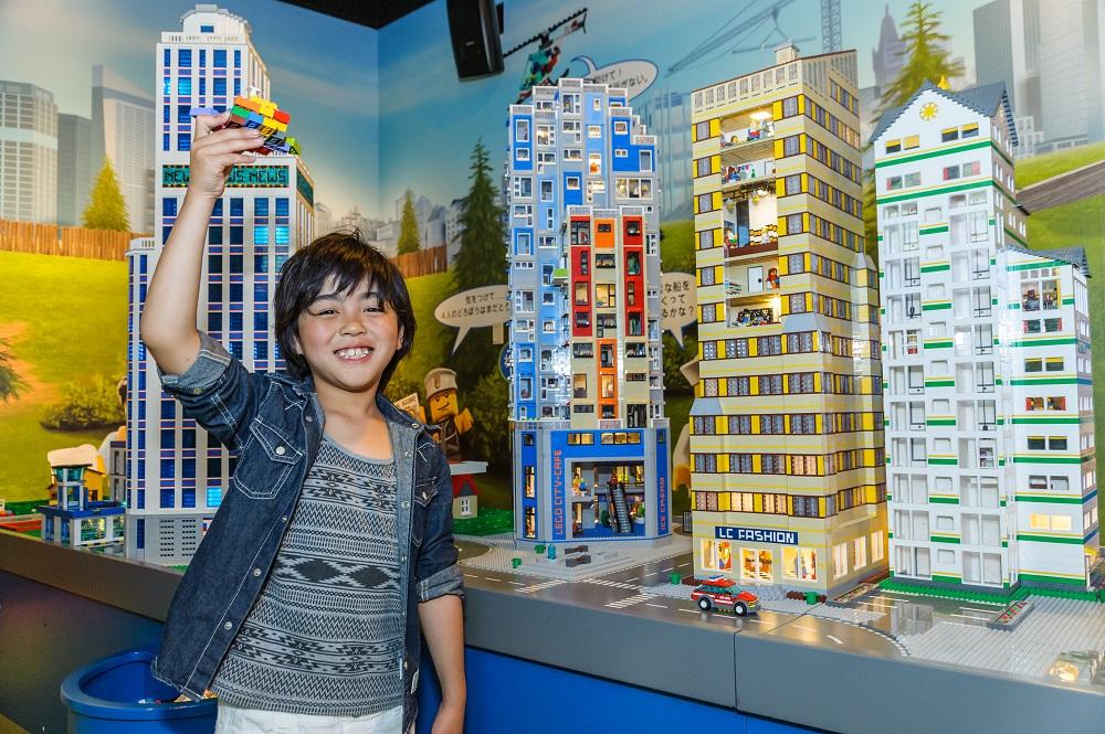 【レゴランド・ディスカバリー・センター東京】LEGOLAND / レゴ®ブロックでたっぷり遊べる体験型アトラクション!