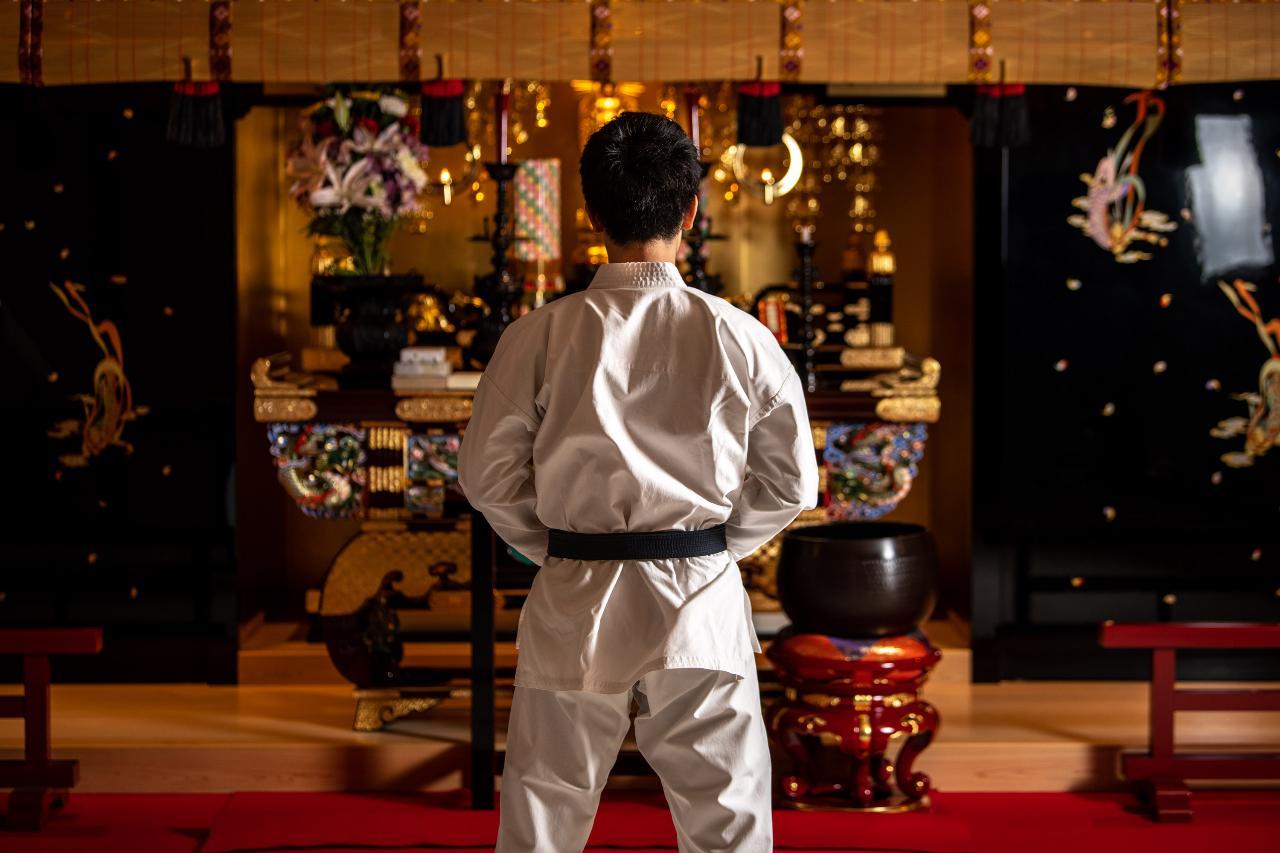 【空手道場waKu】Karate Dojo waKu / 板割り、動画撮影ができる本格的な空手レッスン