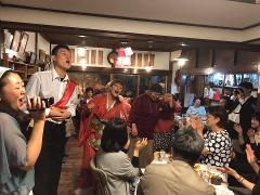 Trending in Hakodate: International Exchange and Special Dinner at the Rustic House Café