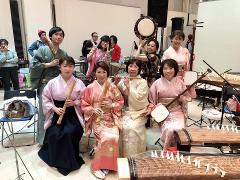 【Traditional Japanese Instruments Promotion Association】Enjoy Japanese Musical Instruments and Japanese Cuisine in Asakusa / 浅草で和楽器と和食を楽しむ「和」づくしプラン