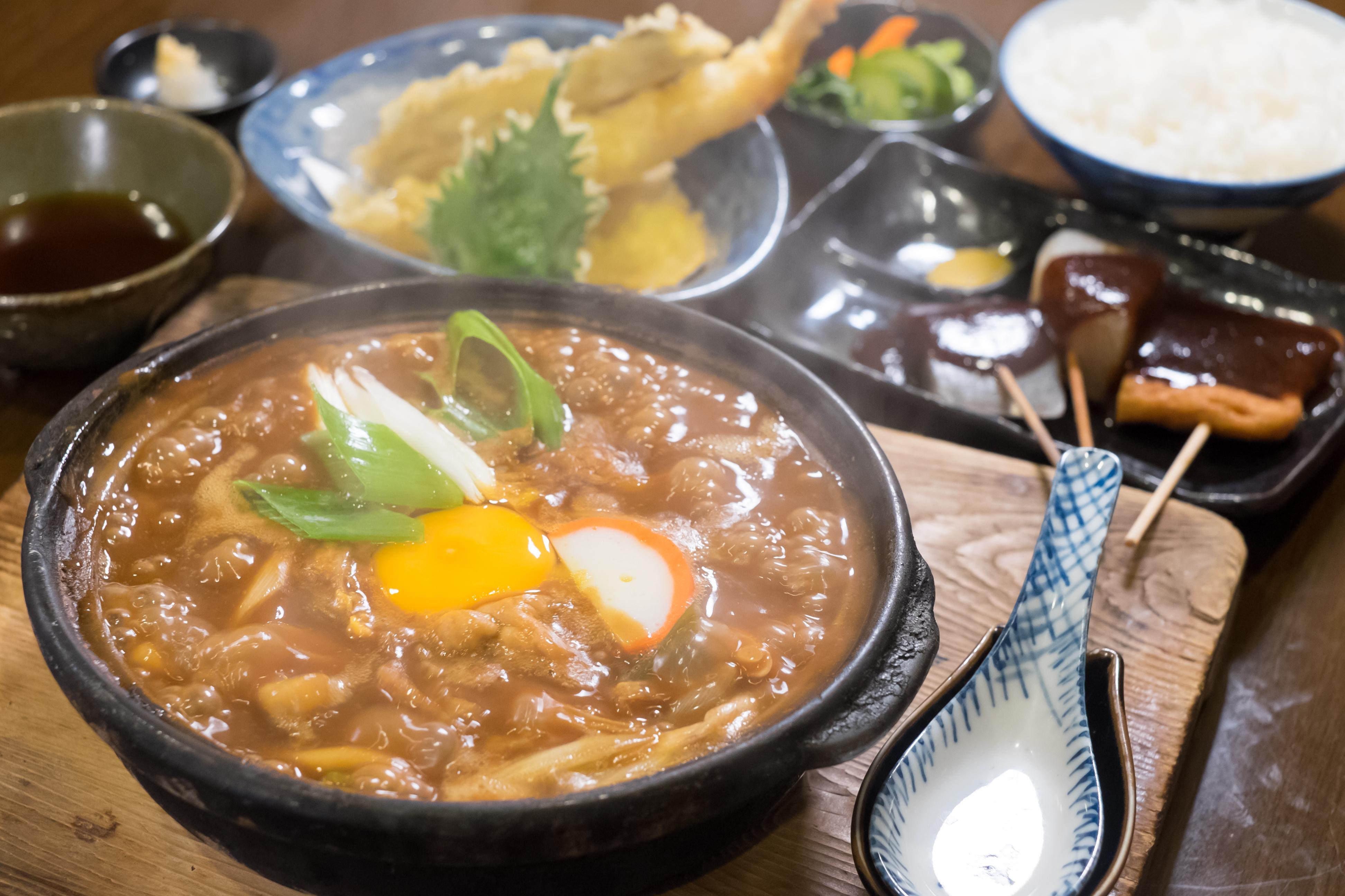 「名古屋名物」山本屋の味噌煮込みうどんづくり体験プラン
