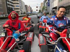 【侍カート浅草店】Asakusa Samurai Kart /  浅草サムライカート(短距離コース/中距離コース)